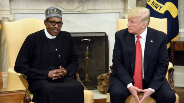 Trump Administration's New Africa Strategy - Denver Digest ...